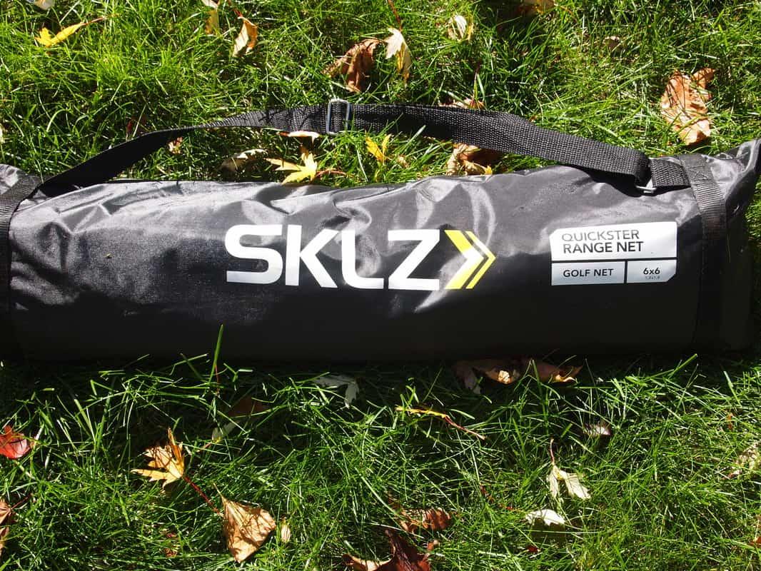 SKLZ Quickster Range Net and Glide Pad - IGolfReviews