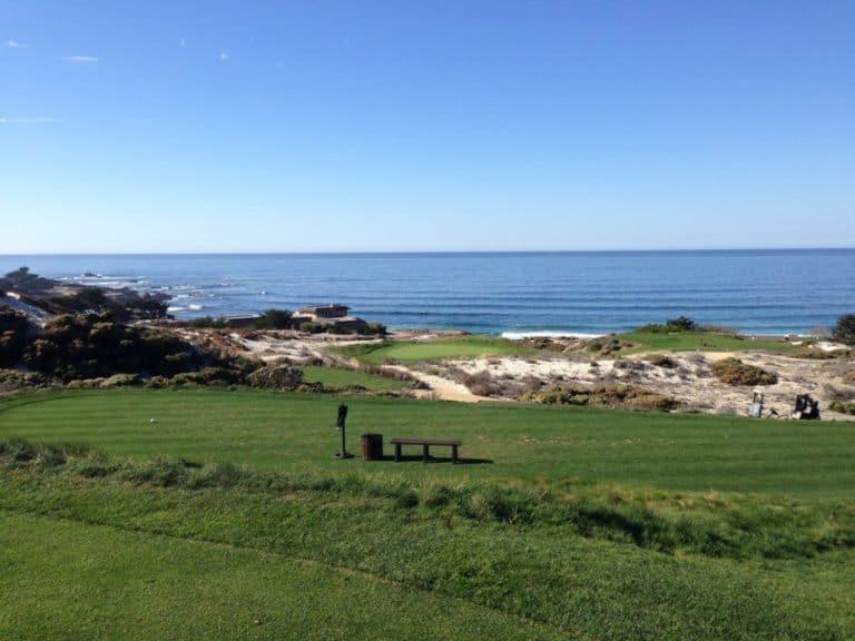 Spyglass Hill Golf Course, CA