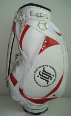 Taylormade R1 Driver >> James Stewart Custom Golf Bags - Independent Golf Reviews
