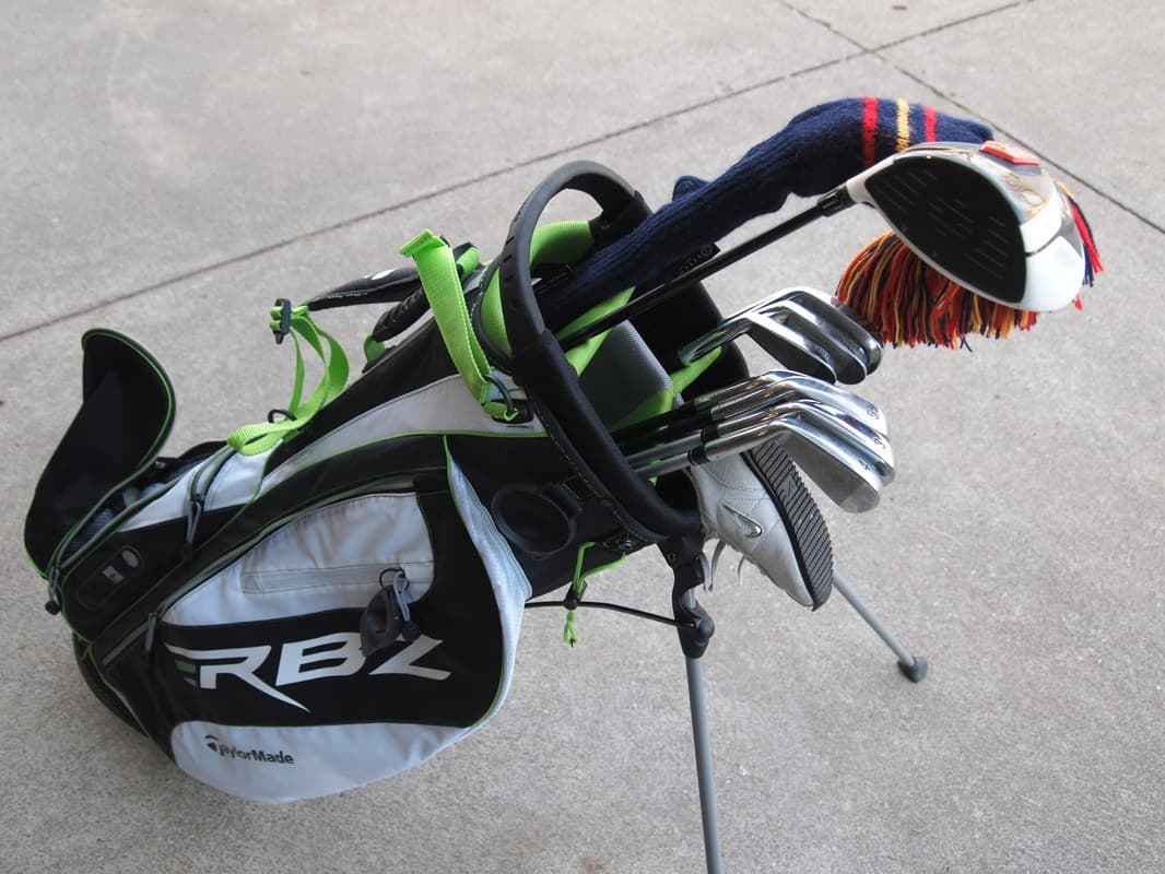 Taylormade Rbz Stand Bag Igolfreviews
