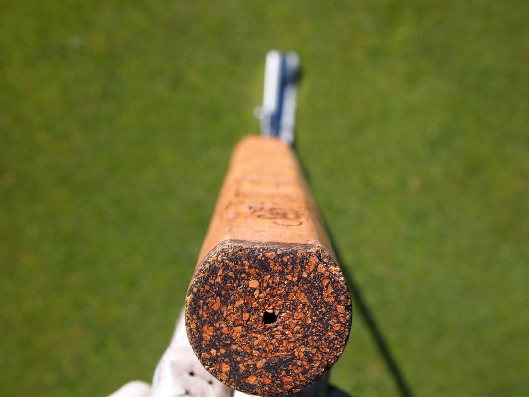 Salty Non Taper Cork Putter Grip Igolfreviews