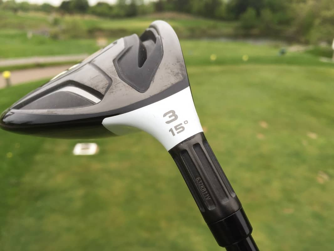 Igolfreviews Taylormade M2 3 Wood