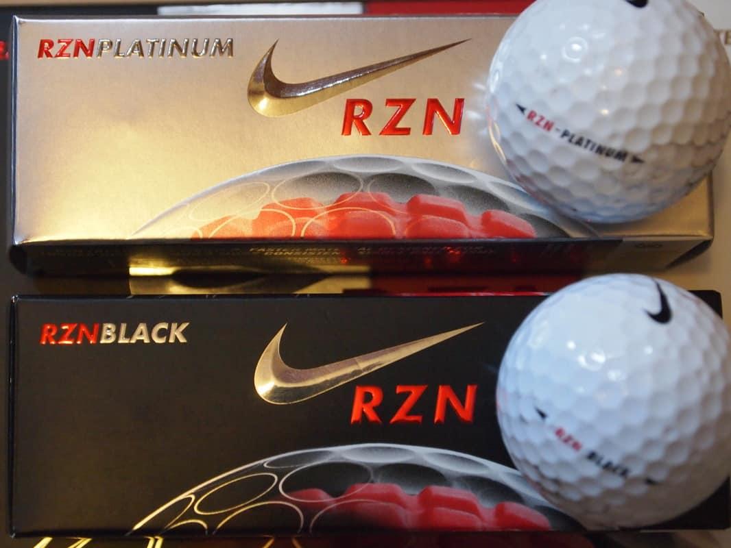 39b2ed42b31 Nike RZN Golf Balls--Black