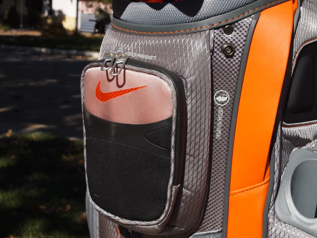 Acrobacia alcanzar divorcio  Nike Performance Cart Bag - IGolfReviews