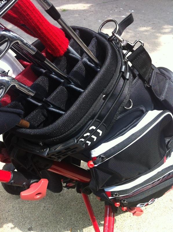 Clicgear B3 Cart Bag Igolfreviews