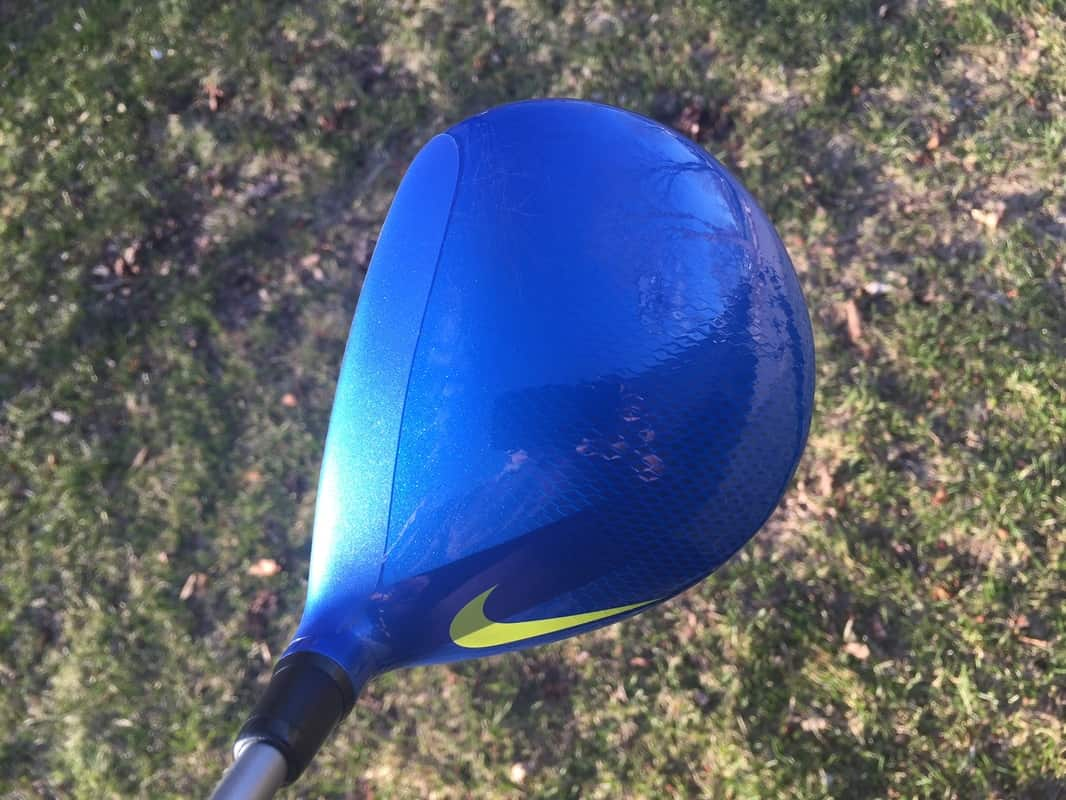 a0215c1184485 The Nike Vapor Fly Pro has just enough tweaks to make it perform better on  the course. I hit drives on very strong trajectories