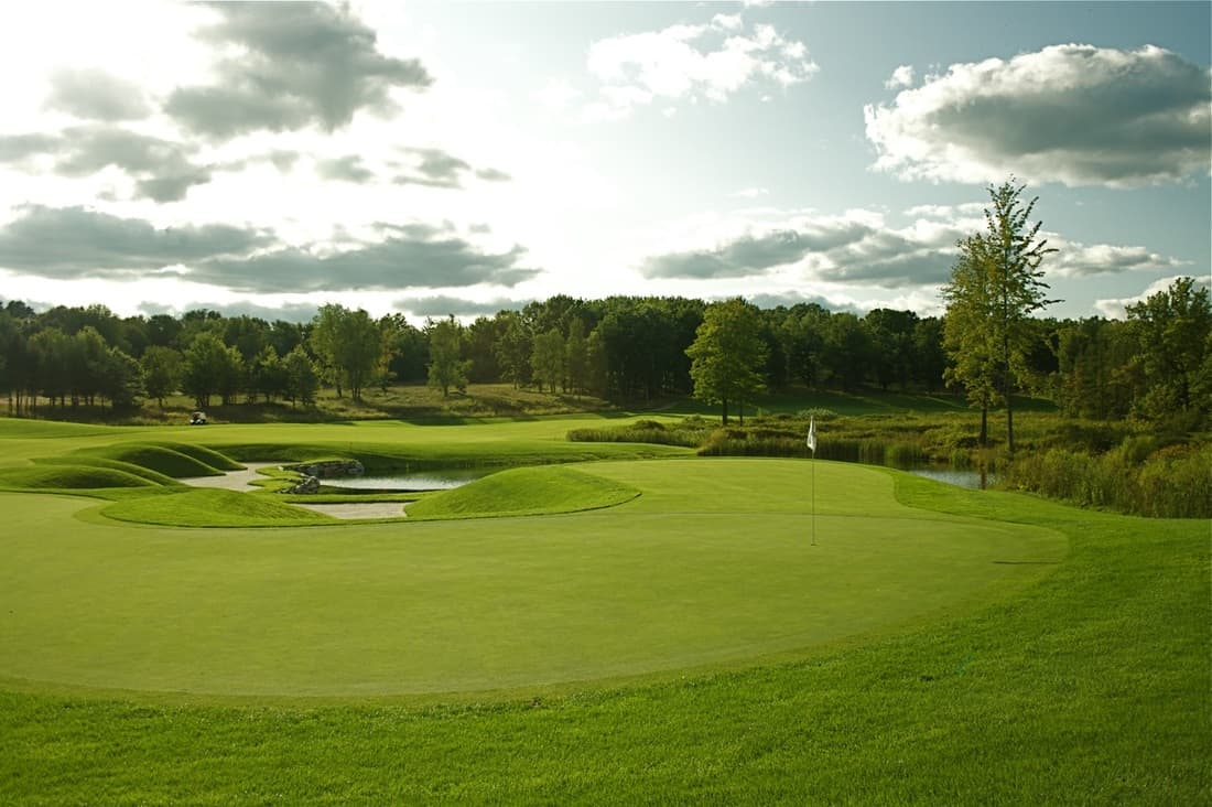Tullymore Golf Course - IGolfReviews on