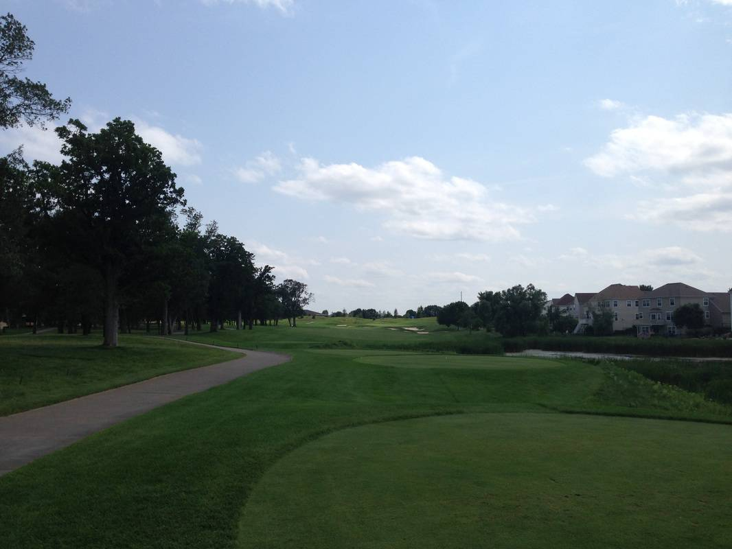 Tpc Twin Cities Golf Course Igolfreviews