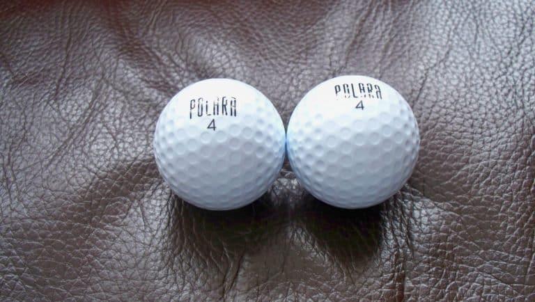 POLARA SELF-CORRECTING GOLF BALLS