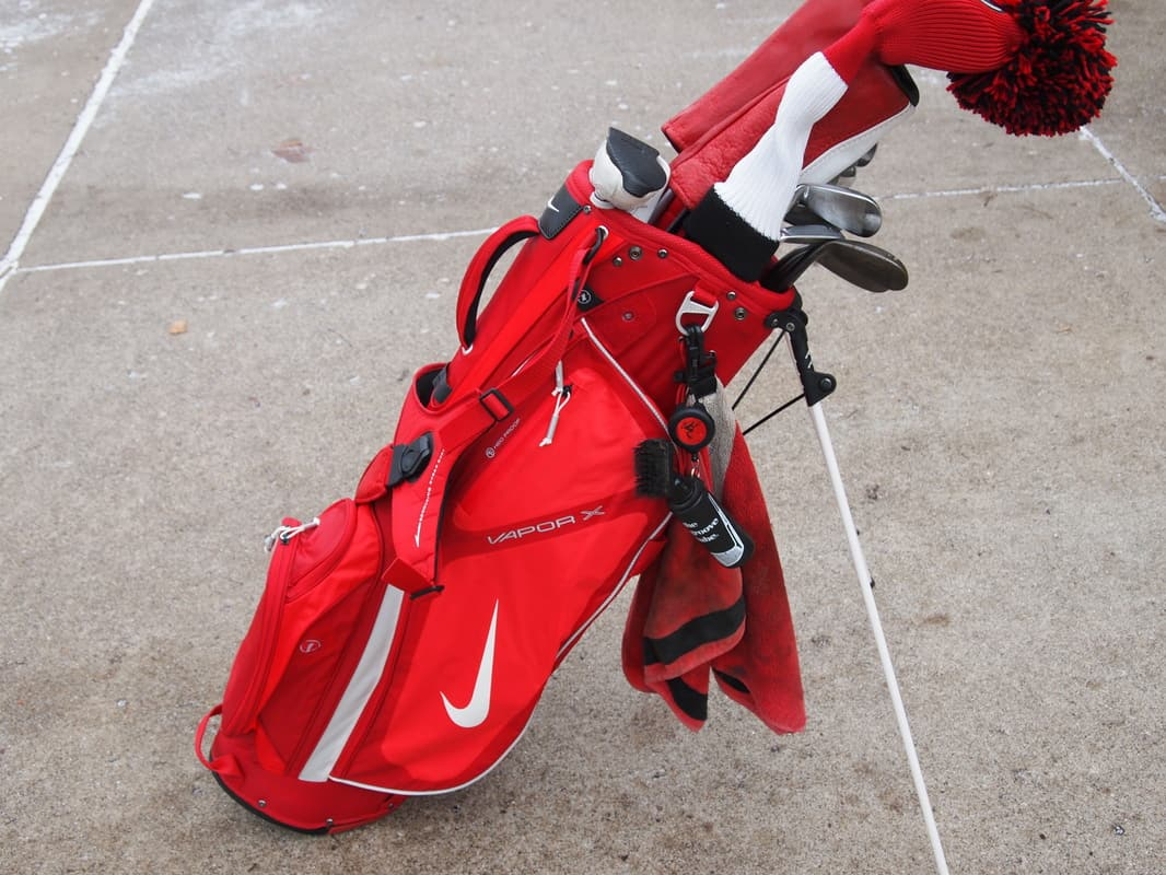 Nike Vapor X Stand Bag - IGolfReviews on welding cart king, golf carts custom made, golf carts on craigslist, golf car king, golf carts less than 500, golf carts for 9 year olds,