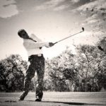Ryan Heiman Golfing