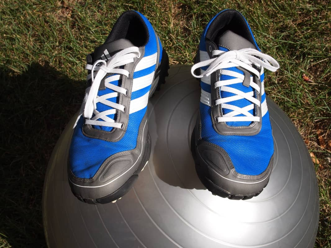 The pure motion that these do offer is how the whole shoe feels much like a  yoga ball. The center treds of the shoe do not extend to the edges of the  ...