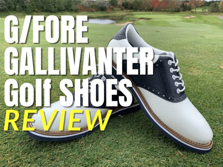 G FORE GALLIVANTER WIDE SHOES