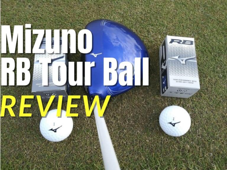 Mizuno RB Tour Golf Balls Review