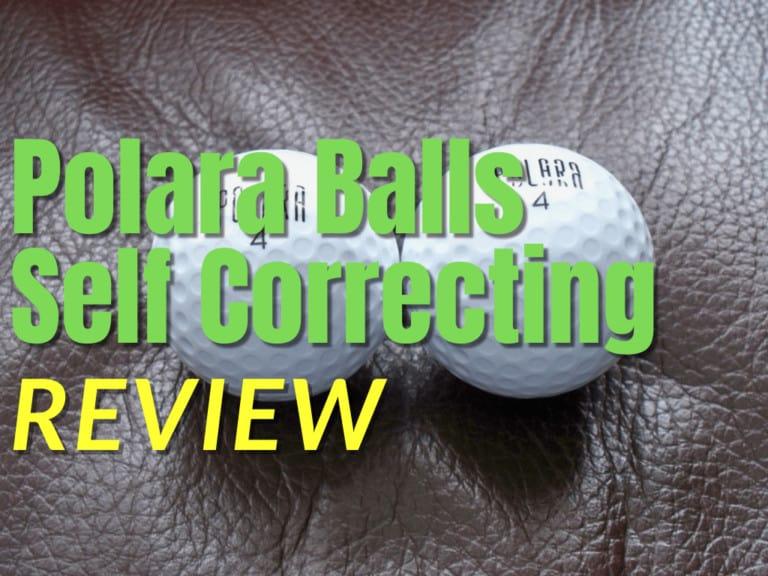 Polara Golf Balls Self Correcting