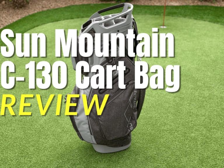 SUN MOUNTAIN C-130 CART BAG
