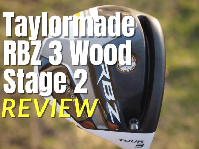 Taylormade RBZ 3 Wood Stage 2
