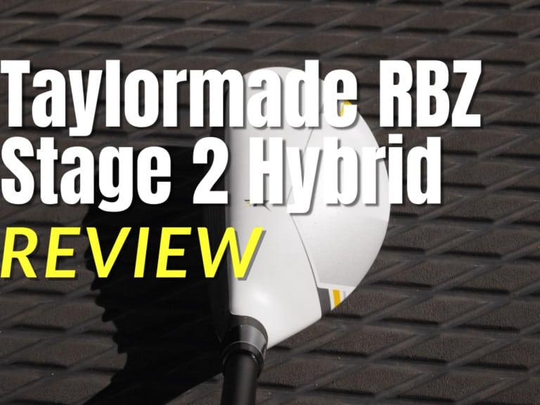 Taylormade RBZ Stage 2 Hybrid