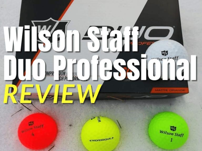 Wilson Staff Duo Professional