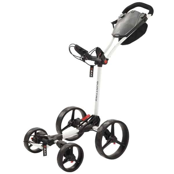Big Max Blade Quattro Push Cart - IGolfReviews Golf Puch Carts Html on