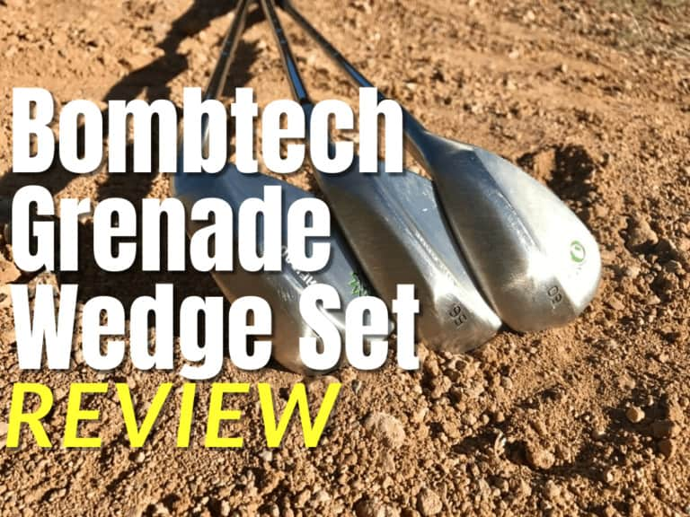 bombtech grenade wedge set review