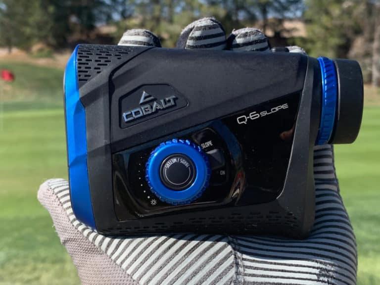 Cobalt Q-6 Slope Laser Rangefinder