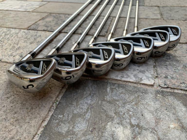 Wilson Staff D7 Irons