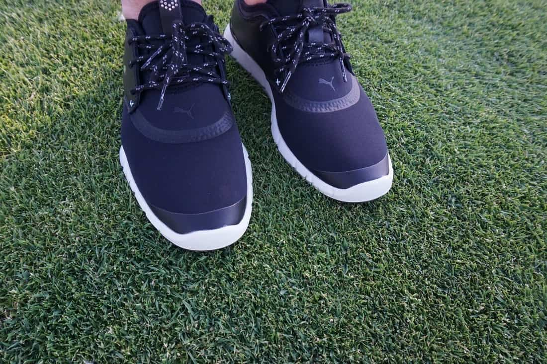 Puma Golf Dress – Peacoat -  70. Woman s IGNITE Spikeless Sport Golf Shoes  – Black -  100 4ea8221a2