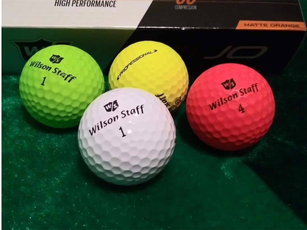 6f718774980 +Lower Compression for Soft Feel +Greenside Spin for Control +Super Bright  Color Options + 20 Less than the Competition