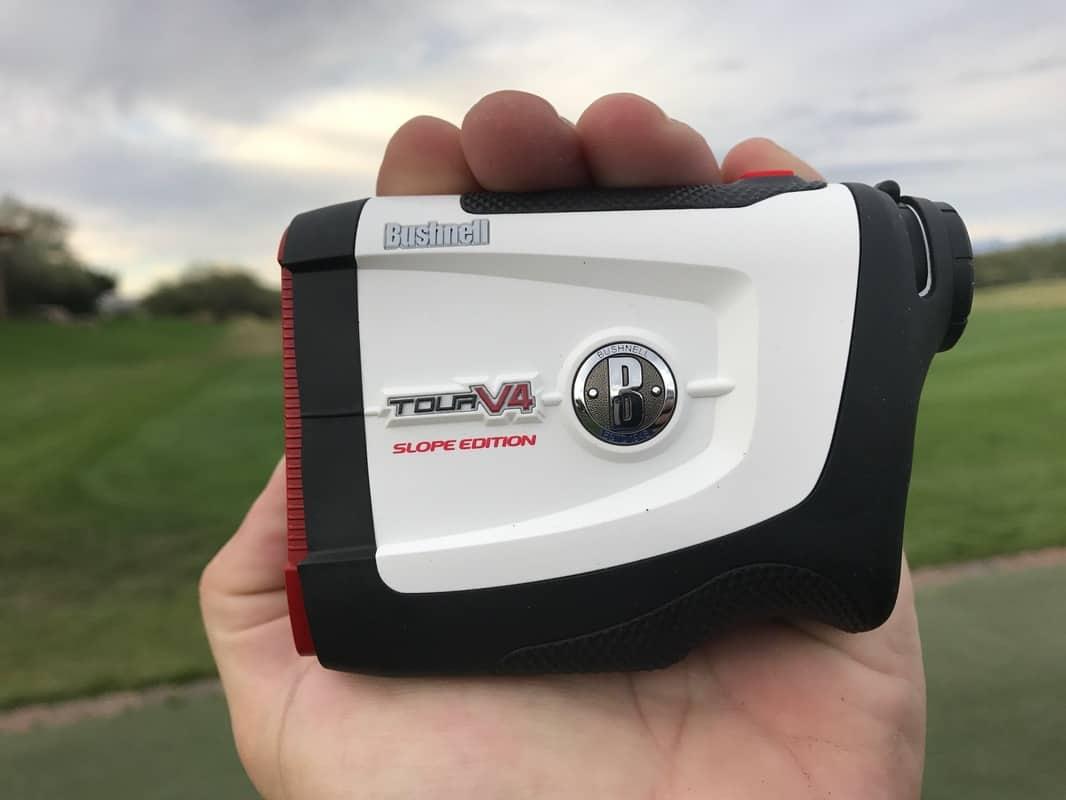 Bushnell Tour V4 Laser Rangefinder W Slope Igolfreviews