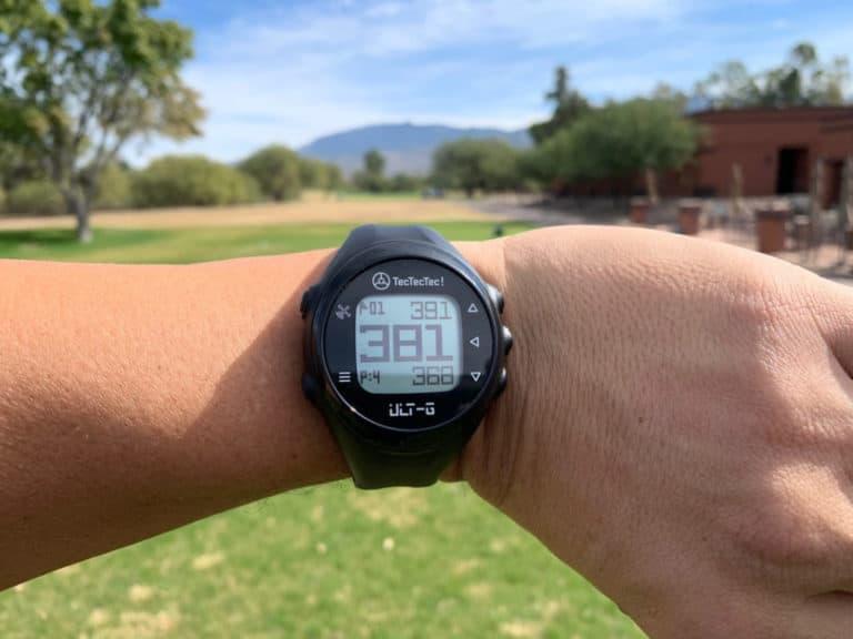 TecTecTec ULT-G GPS Watch