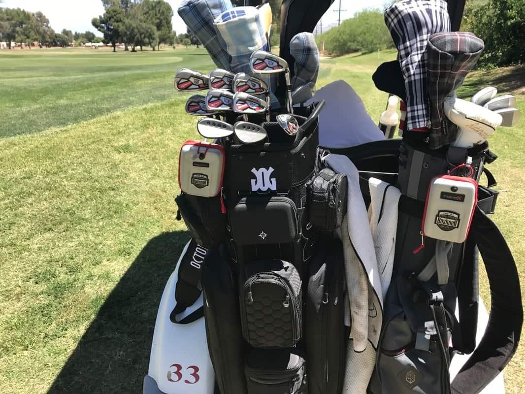 October Golf Gear Cart Bag Igolfreviews
