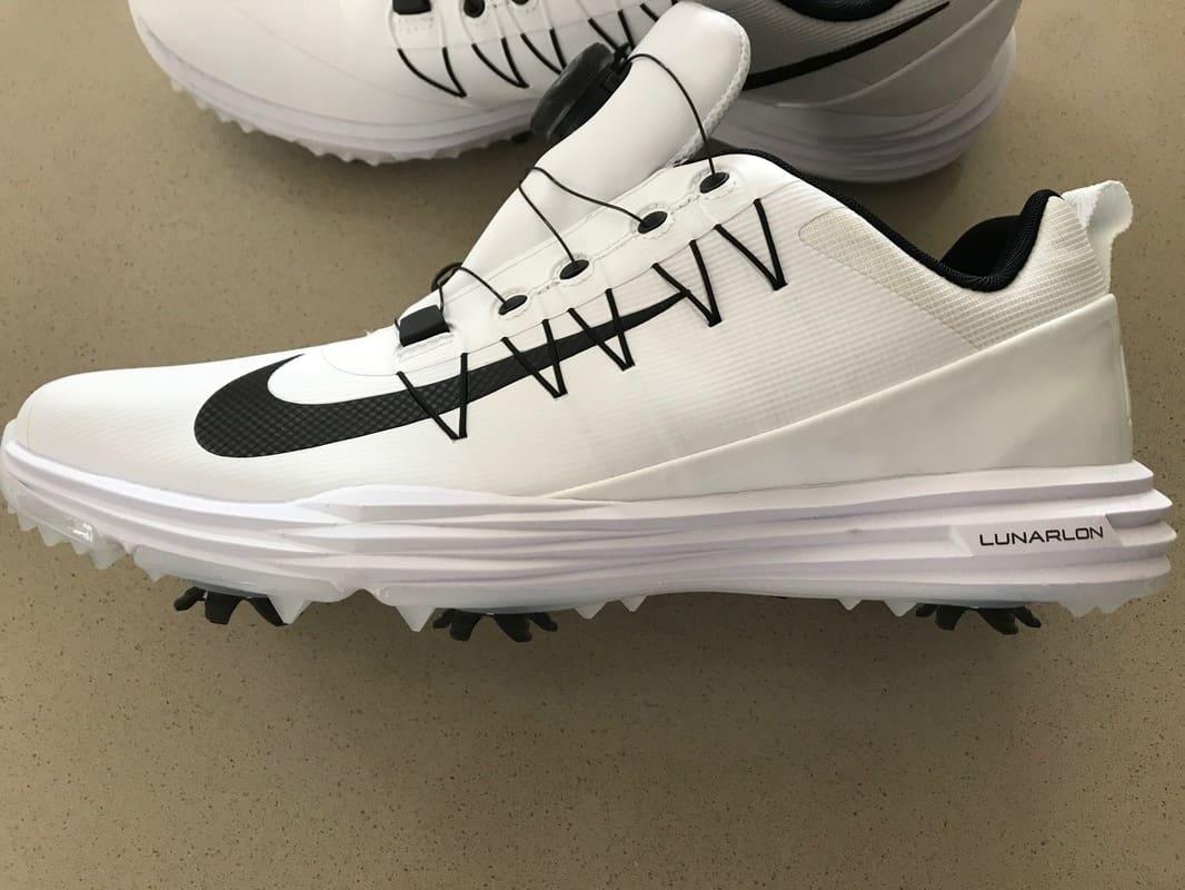 new product 35210 ab616 Nike Lunar Command 2 Shoes wBOA - IGolfReviews