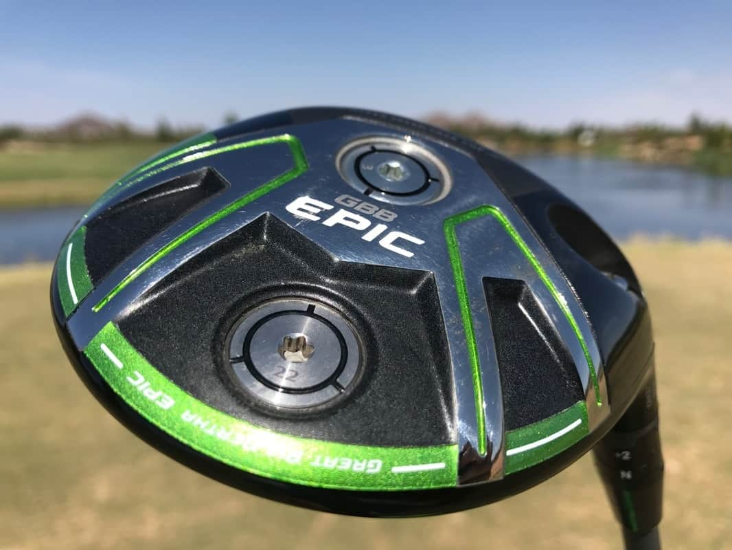 Callaway Gbb Epic Sub Zero 3 Wood Igolfreviews