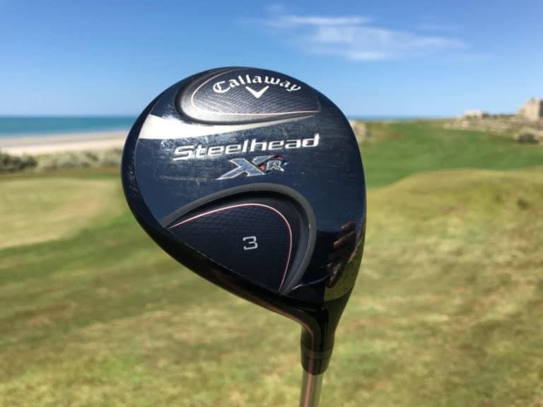 Callaway Steelhead XR 3-wood