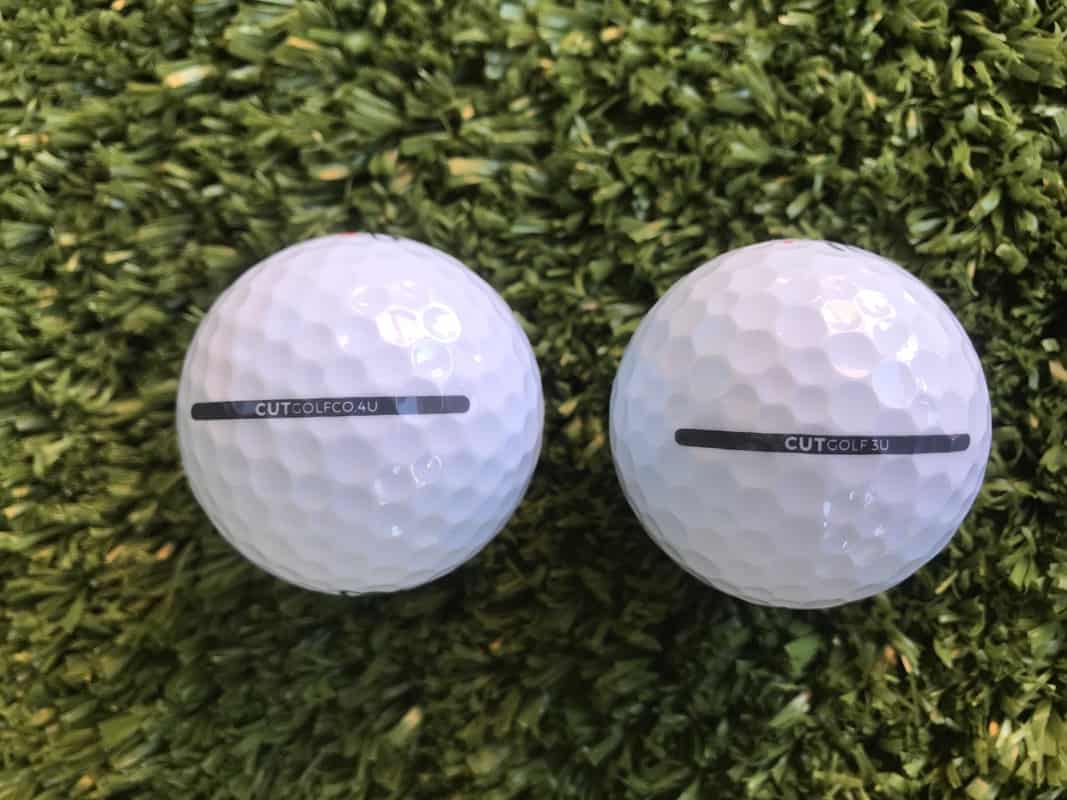 Cut Golf Balls - IGolfReviews