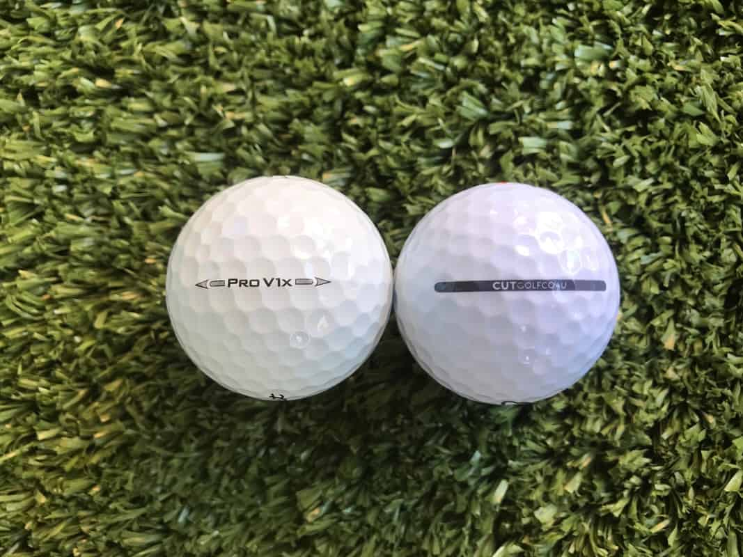 Cut Golf Balls Igolfreviews