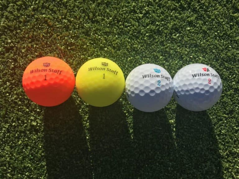 Wilson Duo Soft/Optix Golf Balls