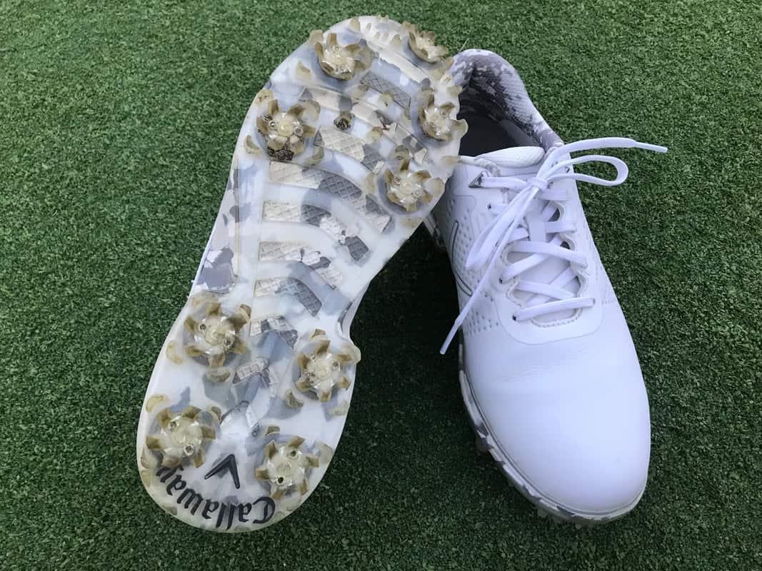 huge discount bbbe1 f55e0 Callaway Coronado Golf Shoes - IGolfReviews