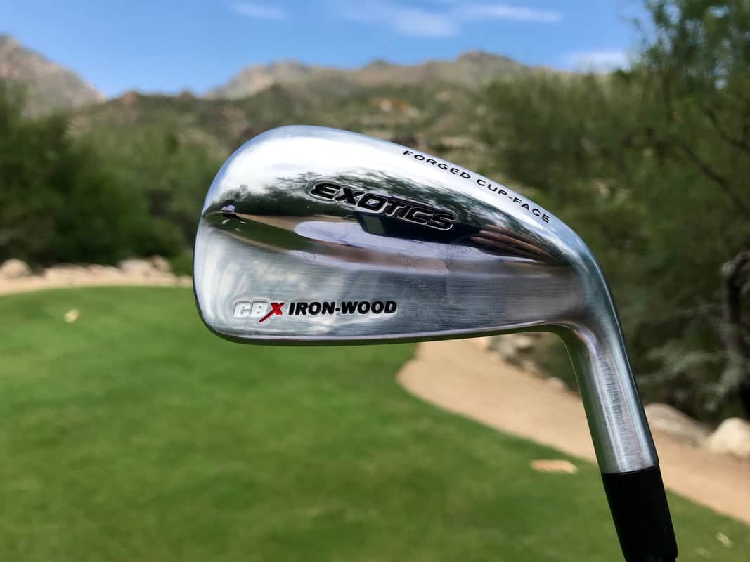 Tour Edge Exotics Cbx Iron Wood Igolfreviews
