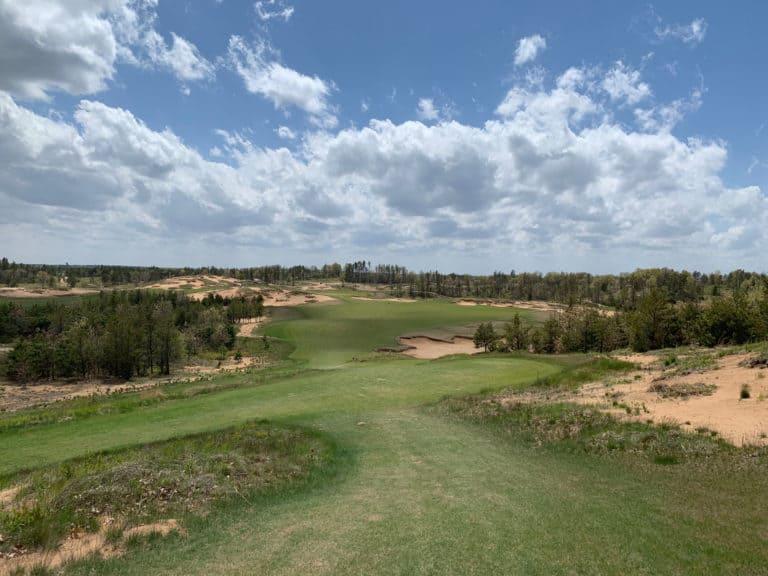 Mammoth Dunes Golf Course