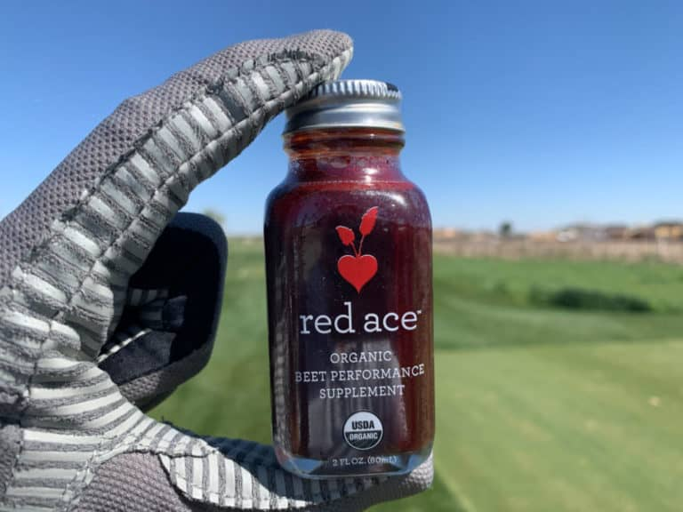 Red Ace Organic Beet Performance Shot
