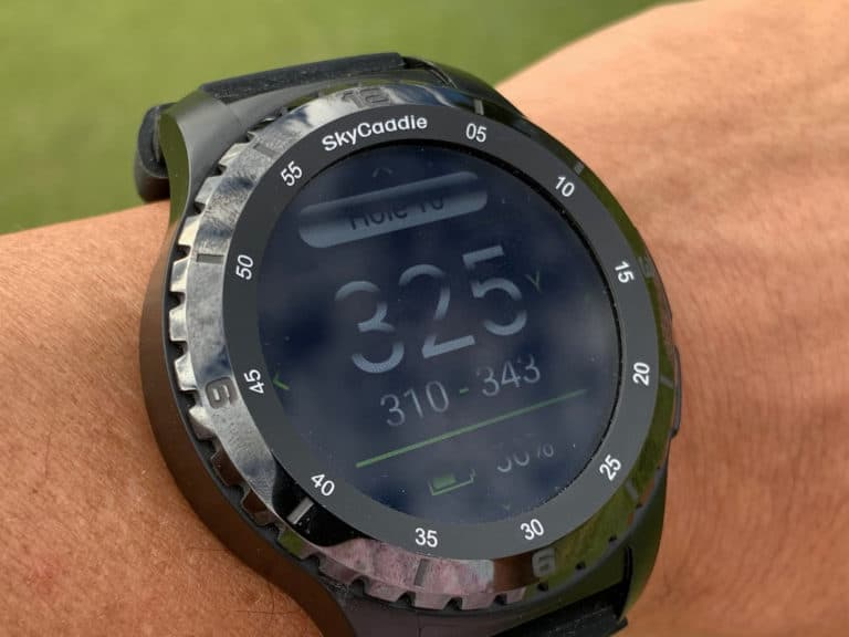 SkyCaddie LX5 Watch