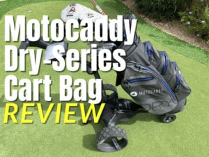 Motocaddy Dry-Series Cart Bag-min
