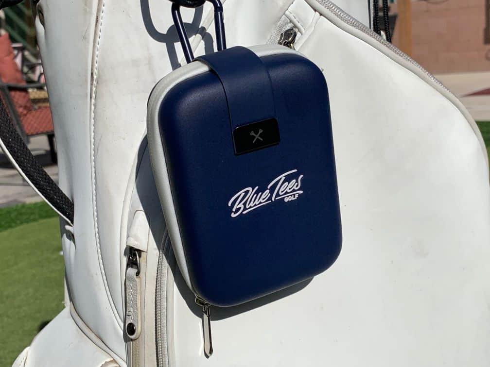 Blue Tees rangefinger case