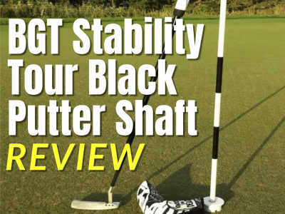 BGT Stability Tour Black Putter Shaft-min
